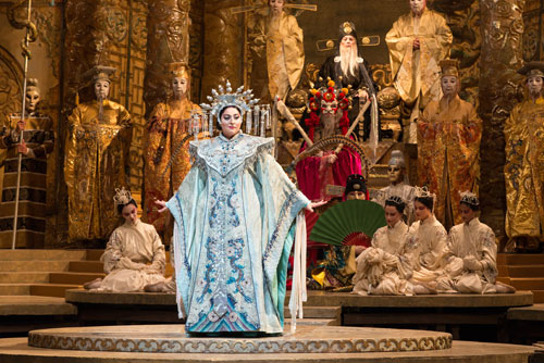 The Met Opera: Turandot (screening)