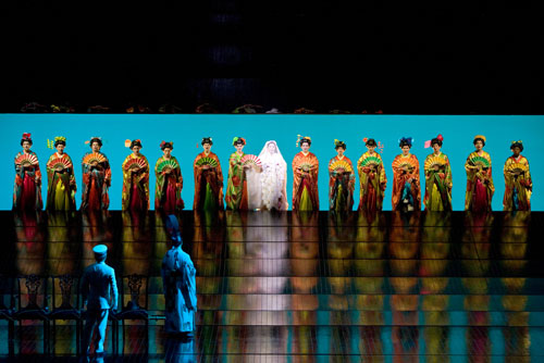 The Met Opera: Madama Butterfly (screening)