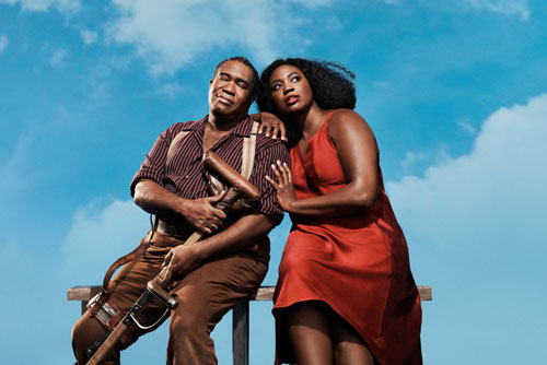 The Met Opera: Porgy and Bess (screening)