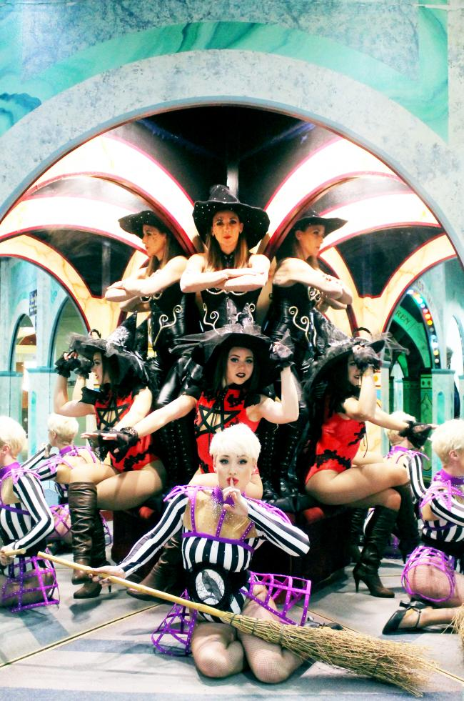 Hocus Pocus at Wookey Hole caves this Summer
