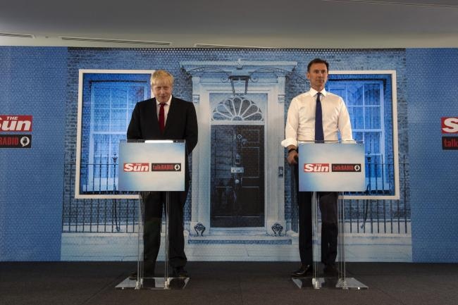 2edf9df1 Neither Hunt nor Johnson would back military action against Iran | Romsey  Advertiser