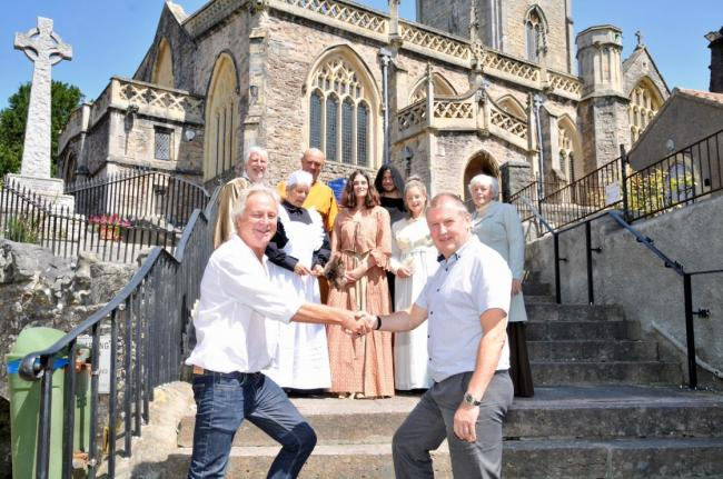 Axbridge Pageant will return in 2020 thanks to company's funding