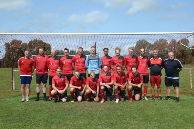 ON A RUN: Burnham United remain unbeaten in the league this season