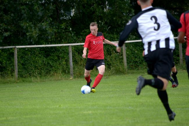 GREAT RESULT: Burnham United continued their promising season with a fine win