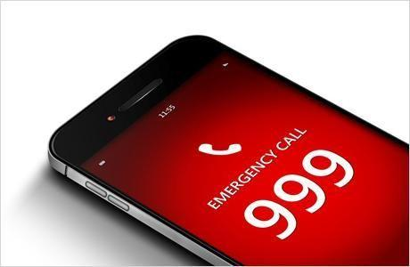 ACCIDENTAL: The number of unintentional 999 calls is soaring