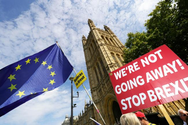 IMPACT: The Brexit debate rages on