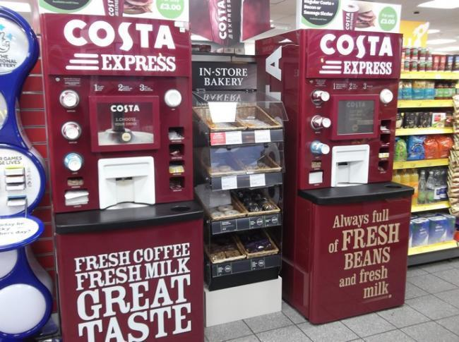 Costa Is Giving Away Free Coffee Next Week Heres How To