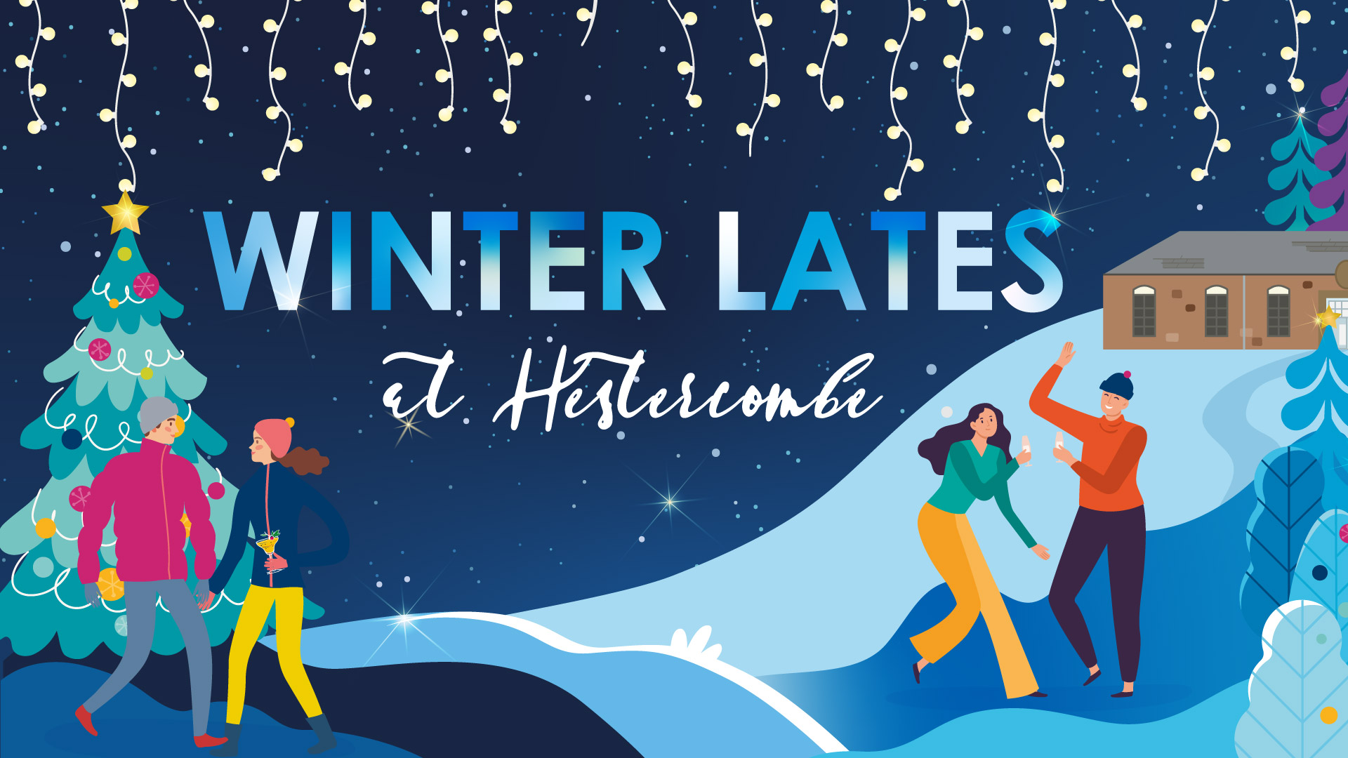 Winter Lates at Hestercombe