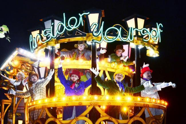 CARNIVAL: Highbridge and Burnham Carnival will take place on Monday (November 4)