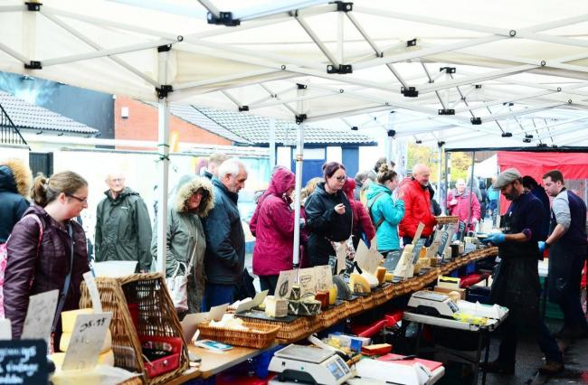 FESTIVE MARKET: The first eat:Christmas event will be coming to Burnham-on-Sea next month