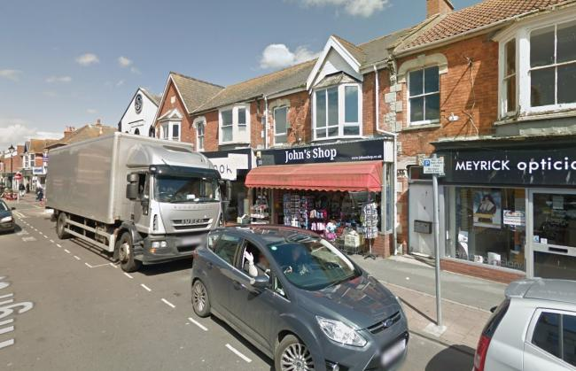 CLOSURE: John's Shop in Burnham-on-Sea High Street will be closing in January 2020. Picture - Google
