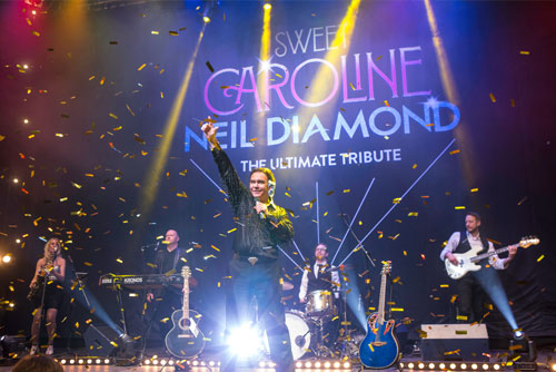 Sweet Caroline: The Ultimate Tribute to Neil Diamond