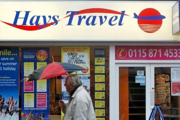Hays Travel confirm plans to cut nearly 900 jobs as Covid-19 hits holiday firms (Archive photo)