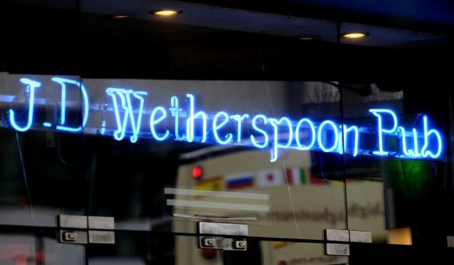 Wetherspoons confirm how all 875 pubs will operate once lockdown ends. Picture: PA Wire