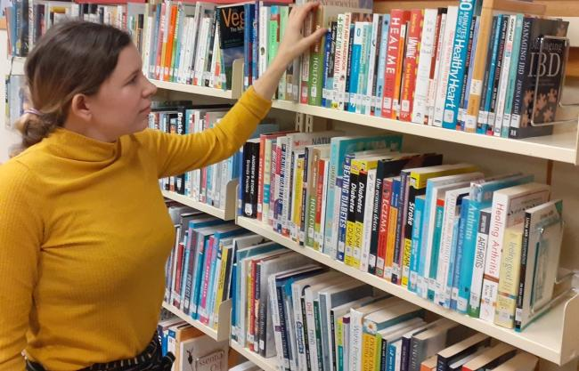 Somerset's libraries could open next month