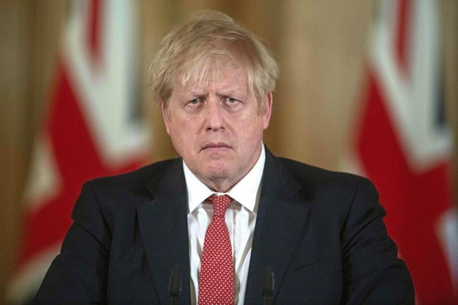 CONTROVERSY: PM Boris Johnson. PICTURE: Julian Simmonds/Daily Telegraph/PA Wire