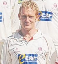 COMING BACK: Steve Kirby lines up for Somerset ahead of the 2011 season