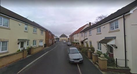 SCENE: Parish Mews, Yeovil. Pic: Google Maps