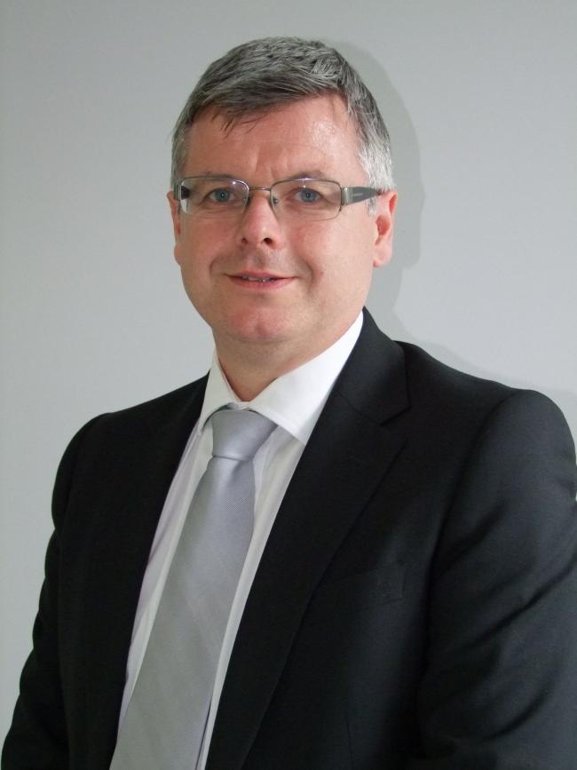 Somerset County Council chief executive Patrick Flaherty