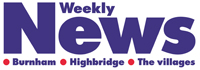 Burnham and Highbridge Weekly News: Weekly News Logo