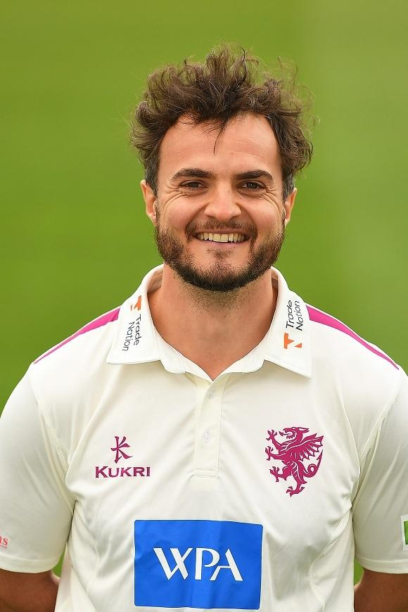 IN CONTENTION: Jack Brooks is in the Somerset squad for this week's match away to Leicestershire (pic: SCCC)