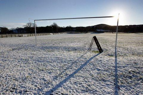 Sporting schedule wiped out by the weather