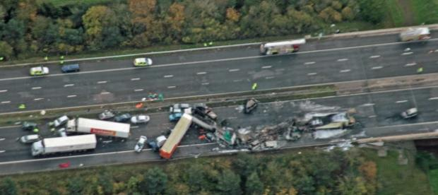 Donations sought for auction in memory of M5 tragedy victims