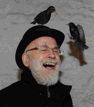 Sir Terry Pratchett needs your help to fund animal hospital