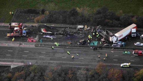 Somerset M5 deaths: fireworks boss in court this morning