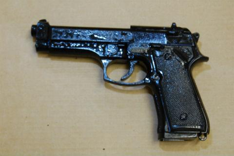 Burnham and Highbridge Weekly News: Firearm used in Post Office robbery