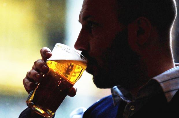 Police video warning to Somerset drinkers