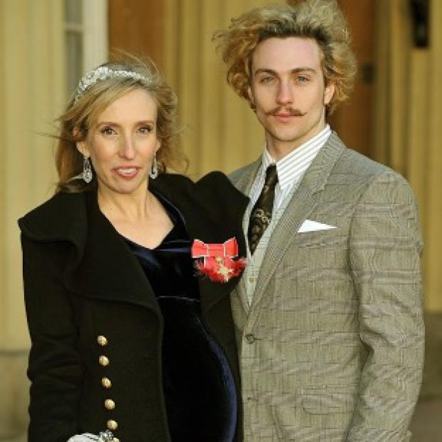 Sam Taylor-Wood and Aaron Johnson have tied the knot