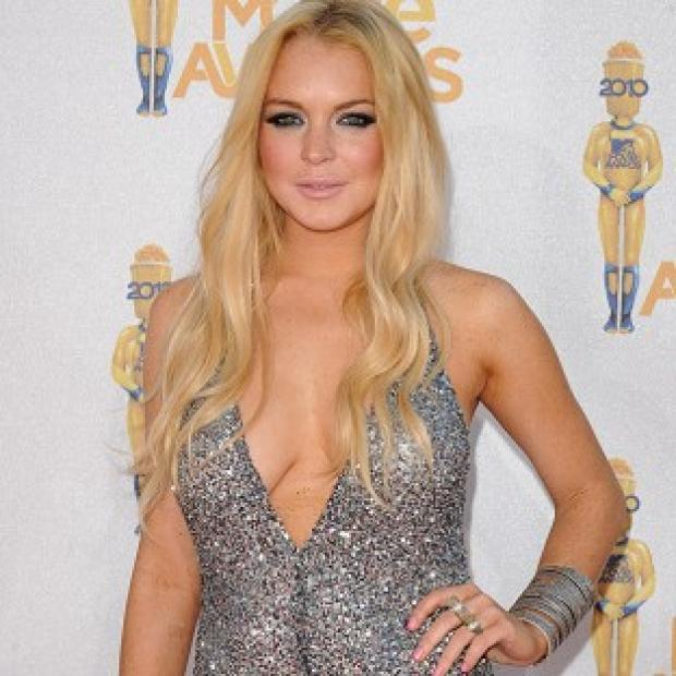 Lindsay Lohan had been rumoured to be popping up on Scary Movie 5