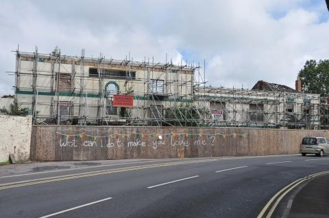 Highbridge Hotel build gets £1.1million cash boost