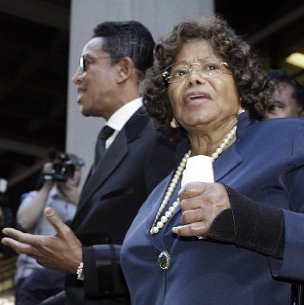 Michael Jackson's mother Katherine Jackson was unaware she has been reported 'missing' (AP/Reed Saxon)