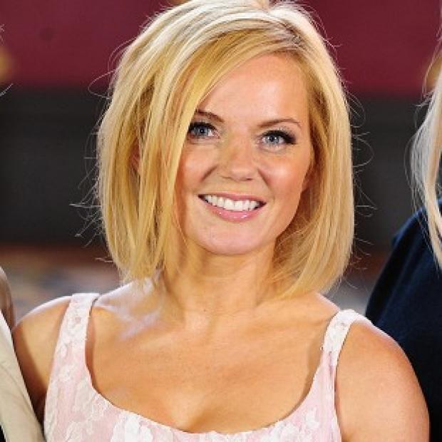 Geri Halliwell is thought to be dating comedian Russell Brand