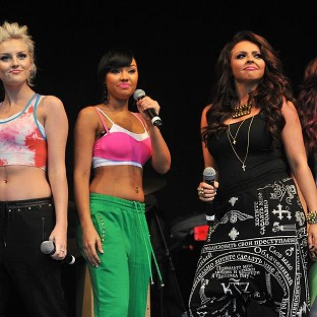Little Mix have scored their second number one with new single, Wings