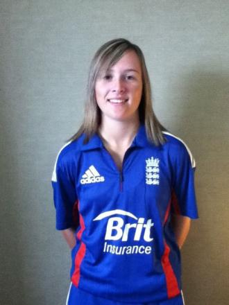 Sophie Luff selected in England Women's Academy squad for Sri Lanka tour