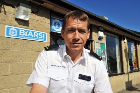 Ian Jefferies, Burnham's Information Centre's tourism manager