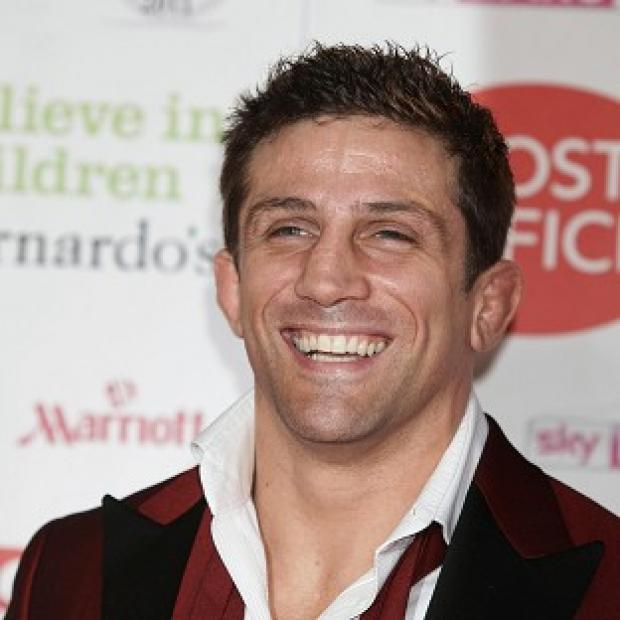 Cage fighter Alex Reid has been arrested