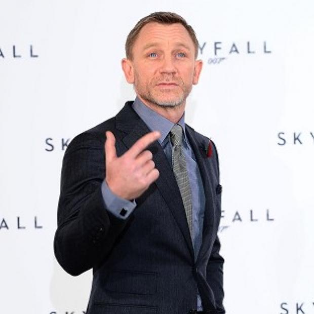 Daniel Craig skimpy blue trunks from Casino Royale are going under the hammer