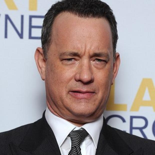 Tom Hanks was one of several stars raising money to help find a cure for cancer