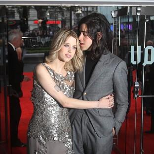 Peaches Geldof and Tom Cohen got married in Kent