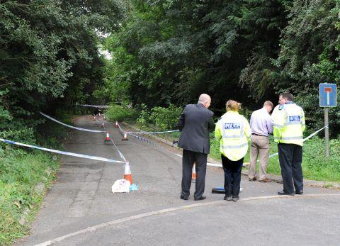 Police investigating after body found in car in Ashill