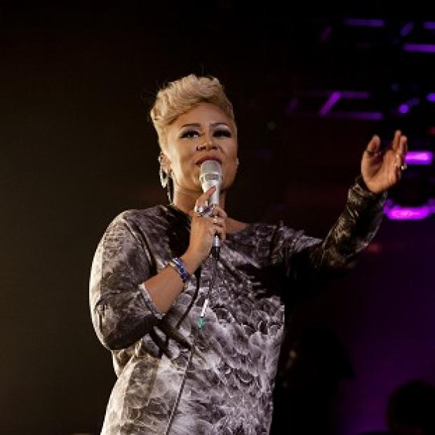 Emeli Sande has wed in Montenegro
