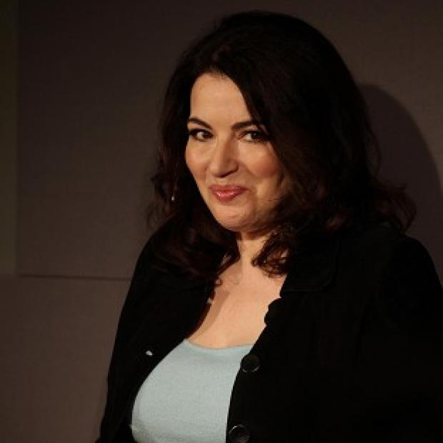 Nigella Lawson has confessed that she can be untidy