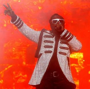 will.i.am faces stiff competition for number one from South Korean YouTube sensation Psy