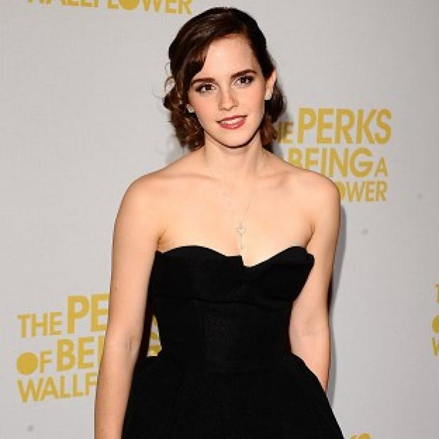Emma Watson says nobody likes watching themselves kissing on screen