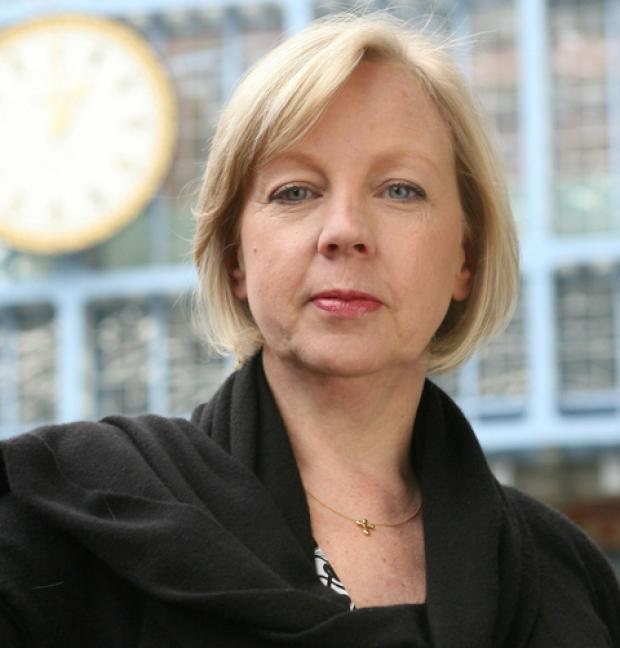 Dragon's Den star Deborah Meaden