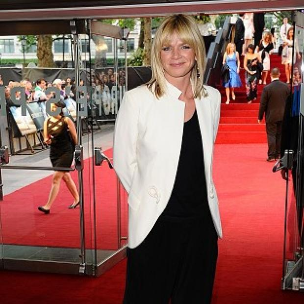 Zoe Ball's dad is competing on Strictly Come Dancing